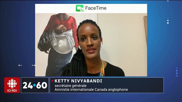 Une nouvelle secrétaire générale pour Amnistie Internationale Canada