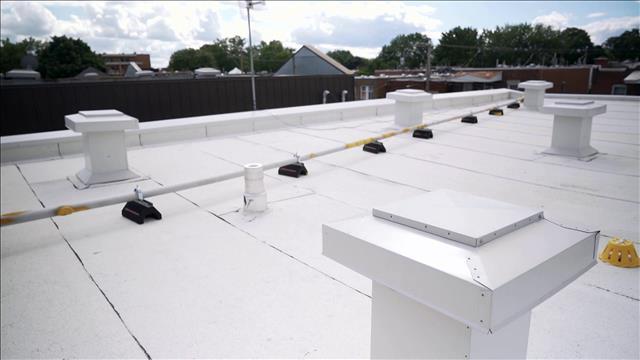 Une membrane écologique pour toit très vendue par les couvreurs