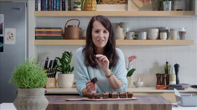 Un fondant au chocolat à 5 ingrédients