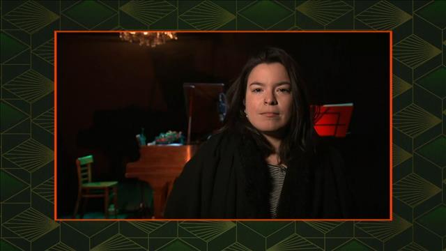 Natasha Kanapé Fontaine et le spectacle-bénéfice Poésie de la résistance