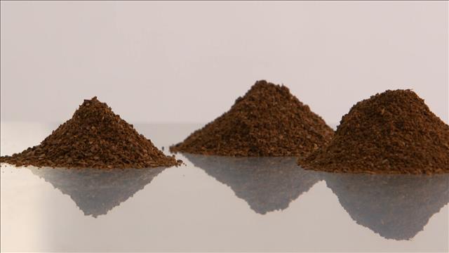 Le secret de la mouture de café