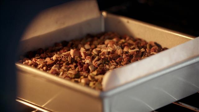 Découvrez le basboussa, un dessert au goût délicat