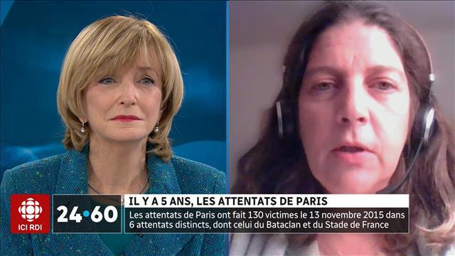 Cinq ans après les attentats de Paris