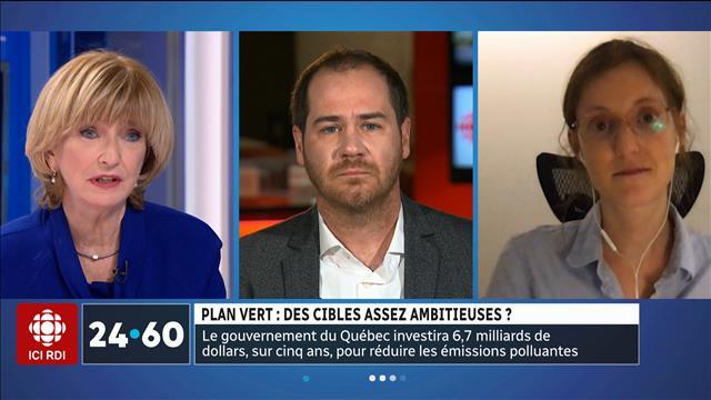 Un nouveau plan vert pour le gouvernement du Québec