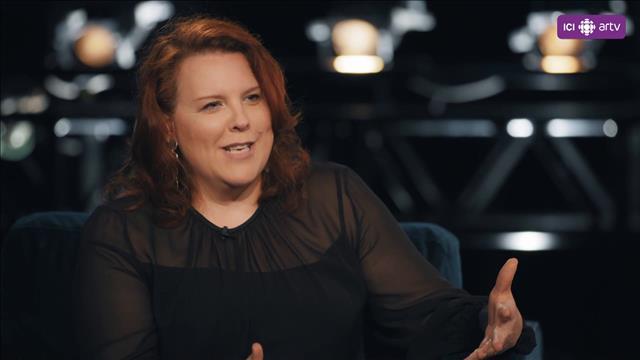 Visionner Marie-Nicole Lemieux et l'acceptation de soi