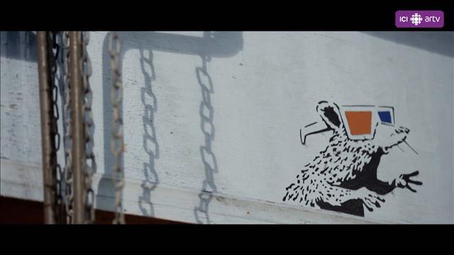 Visionner Sur les traces de Banksy (Extrait)
