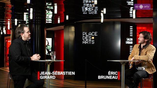 Visionner Le questionnaire de Jean-Sébastien - Éric Bruneau