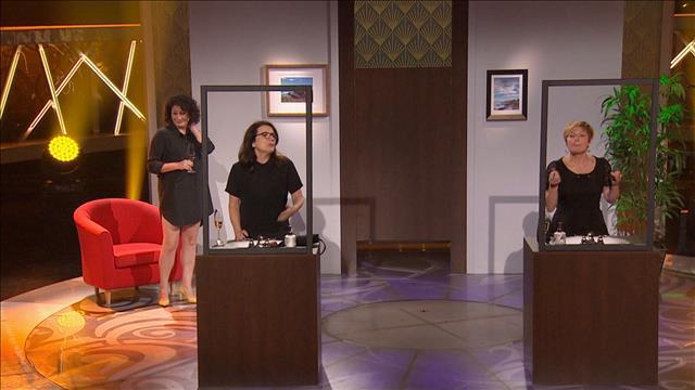 Marie-Thérèse Fortin, Marie-Chantal Perron et Anick Lemay rendent hommage à Bianca Gervais