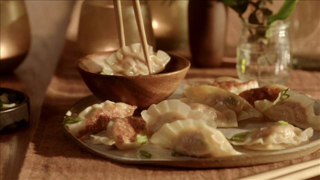 Dumplings maison
