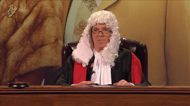 Le tribunal rend hommage à Guy Nadon