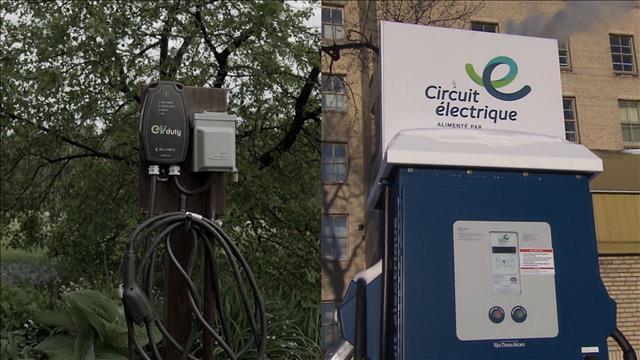 Le nombre de bornes de recharge rapide en hausse, la tarification aussi