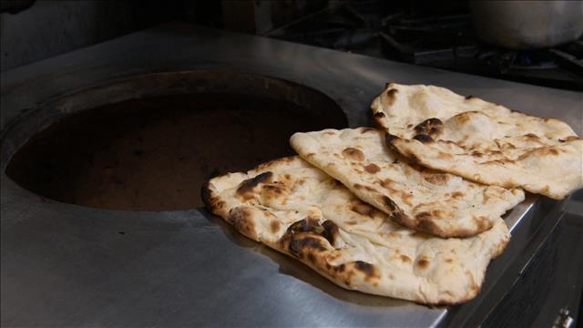 À la découverte des pains indiens