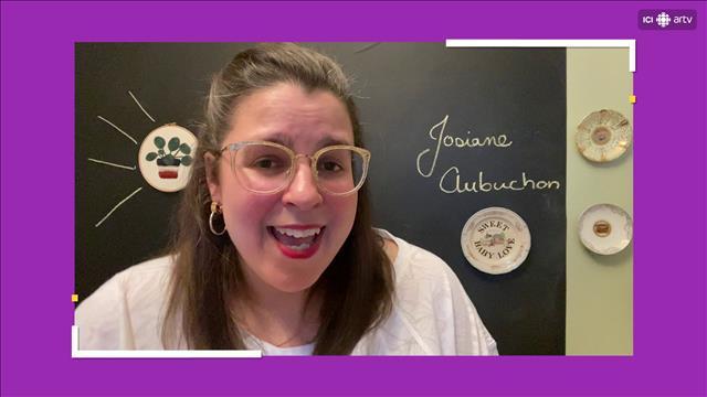 Visionner Humoriste à découvrir : Josiane Aubuchon