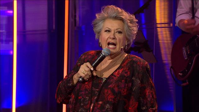 Ginette Reno chante en prolongation