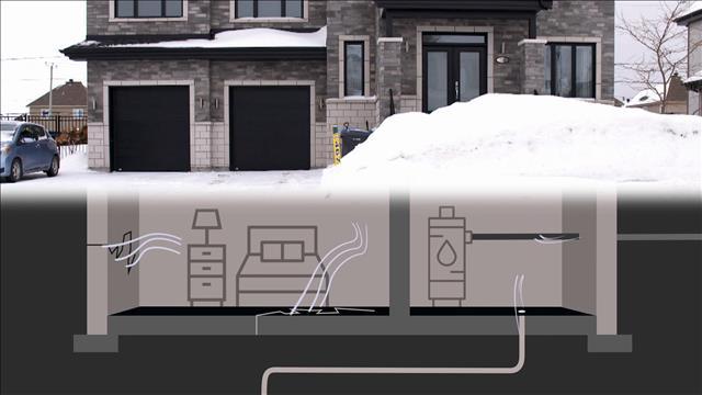 Radon: un projet de règlement va à l'encontre de l'avis de Santé Canada