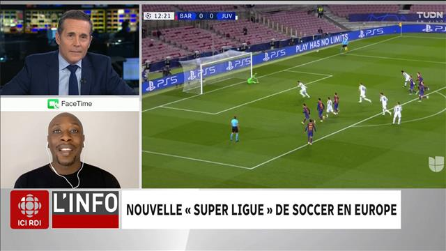 Hassoun Camara discute de la Super League