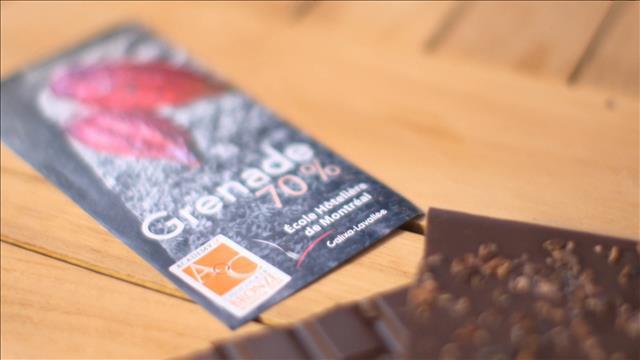 Du chocolat de Montréal primé à Londres!