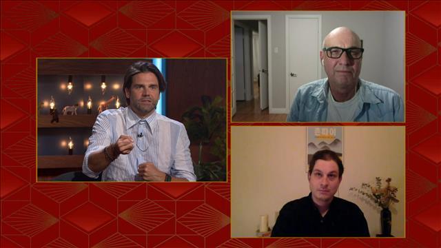 Discussion sur la liberté de presse avec Alain Gravel et Simon Coutu