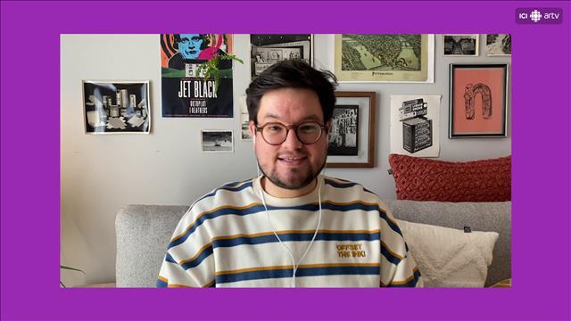 Visionner Humoriste à découvrir : Sam Cyr