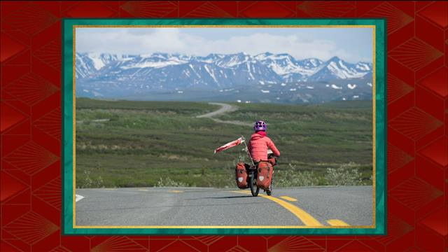 En vélo autour du monde