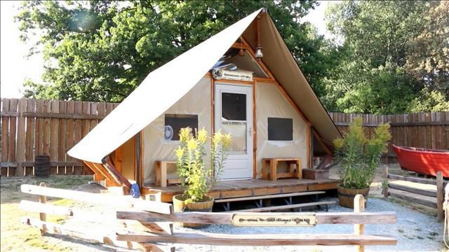 Le top 3 des campings thématiques