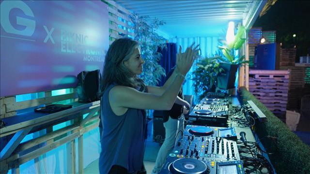 Visionner Rencontre avec la DJ Misstress Barbara