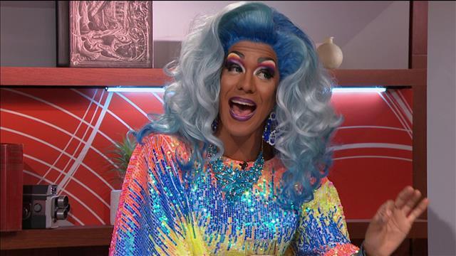 Professeur le jour, drag queen la nuit