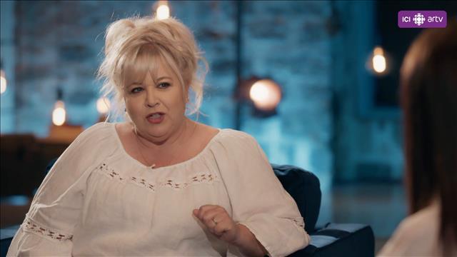 Visionner Sonia Vachon voudrait chanter l'hymne national