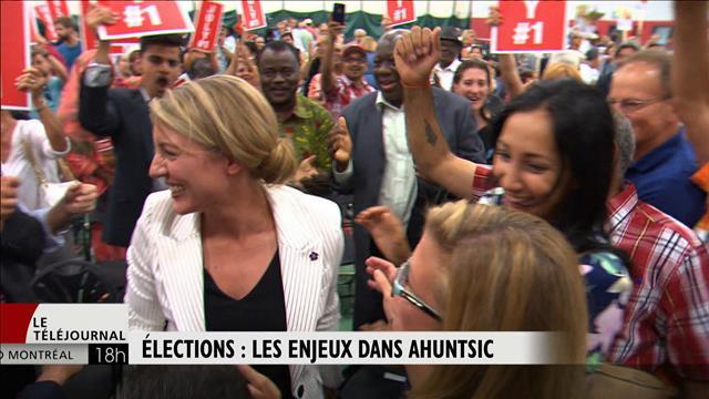 Élections : les enjeux dans Ahuntsic