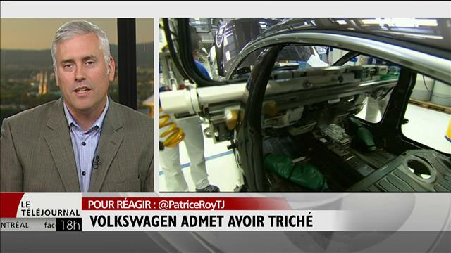 Le mensonge de Volkswagen