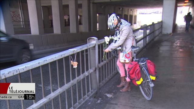 Vélo : Montréal contre le port obligatoire du casque