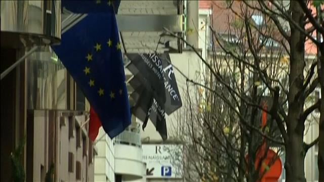 Alerte maximale à Bruxelles