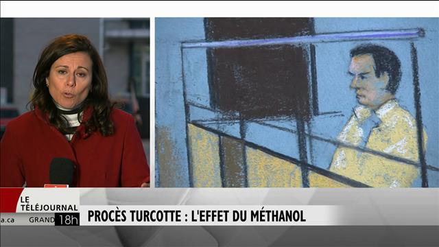Procès Turcotte : l'effet du méthanol