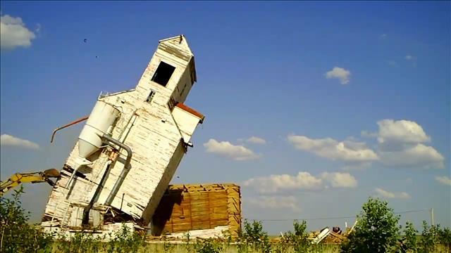 Élévateurs à grain: patrimoine en péril