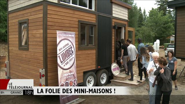 Un festival consacré aux mini-maisons