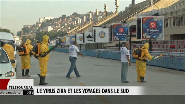 Le virus Zika inquiète