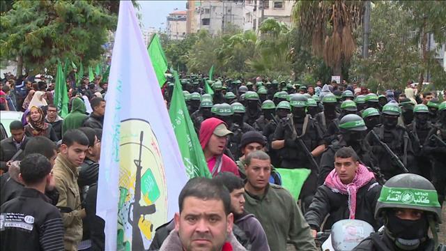 Rapport accablant pour le Hamas