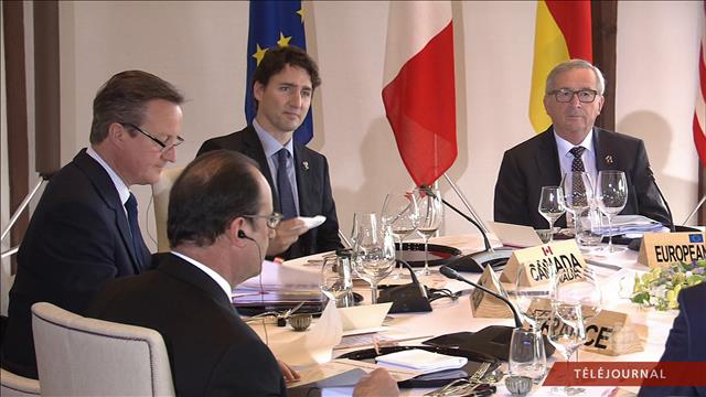Un bilan du sommet du G7