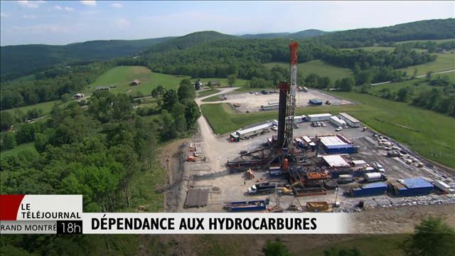 Conférence de Paris : la dépendance aux hydrocarbures