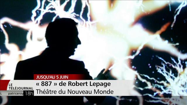 La nouvelle pièce de Robert Lepage