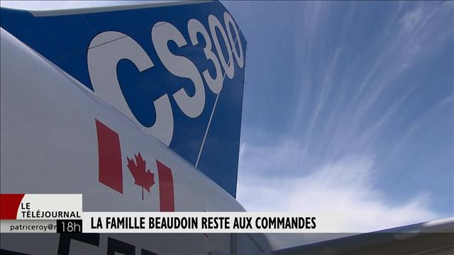 La famille Beaudoin reste aux commandes