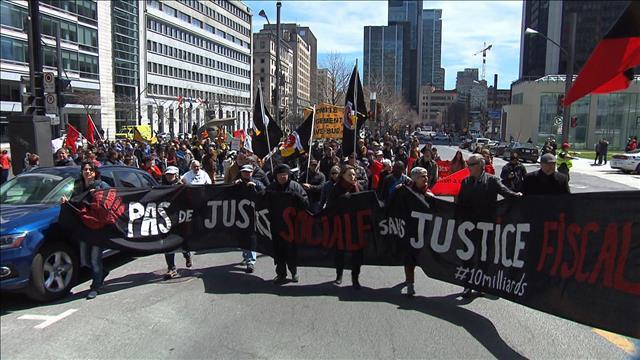 La rue gronde encore contre l'austérité