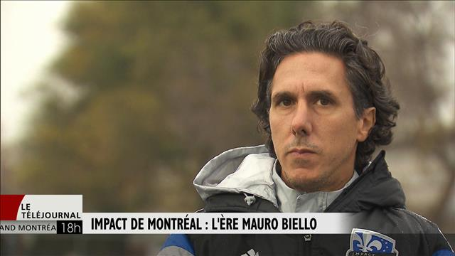 Entrevue avec Mauro Biello
