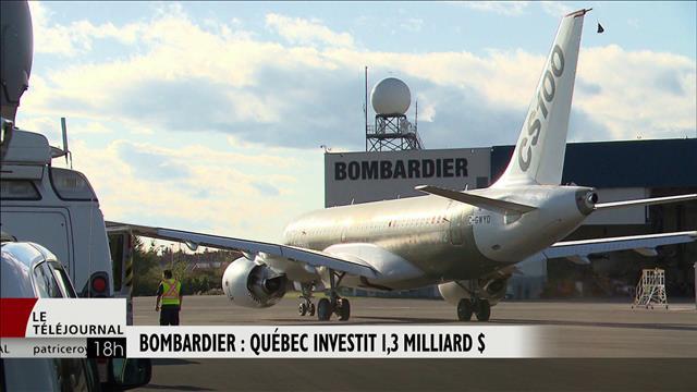 Québec investit 1,3 milliard