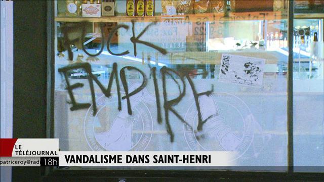 Vandalisme contre l'embourgeoisement