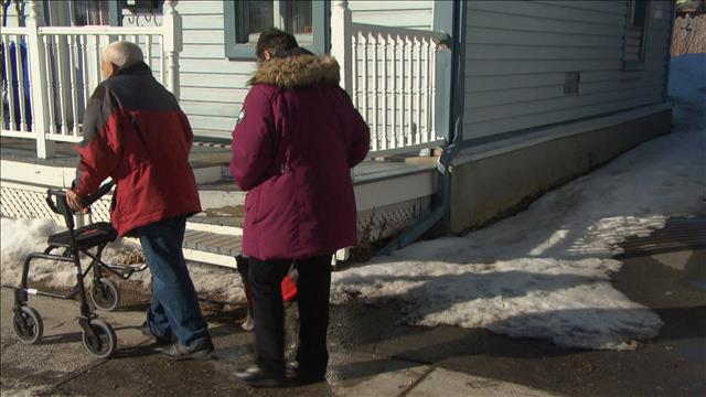 Défis pour les personnes à mobilité réduite à Winnipeg l'hiver