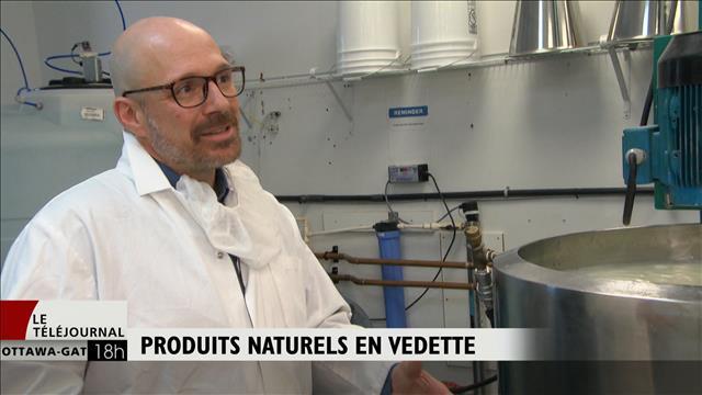 Innovation Capitale : les produits naturels font rouler l'économie de Hawkesbury
