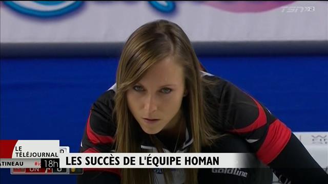 En route vers les Mondiaux de curling féminin
