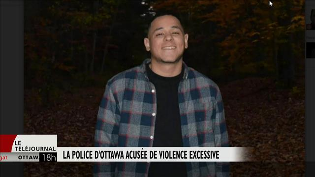 La police d'Ottawa encore une fois montrée du doigt pour force excessive