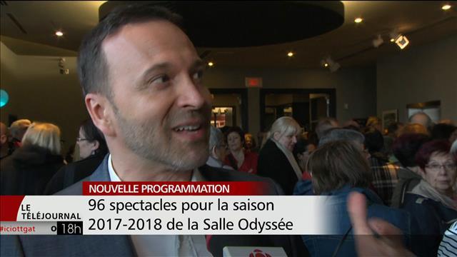 La nouvelle programmation de la Maison de la culture de Gatineau